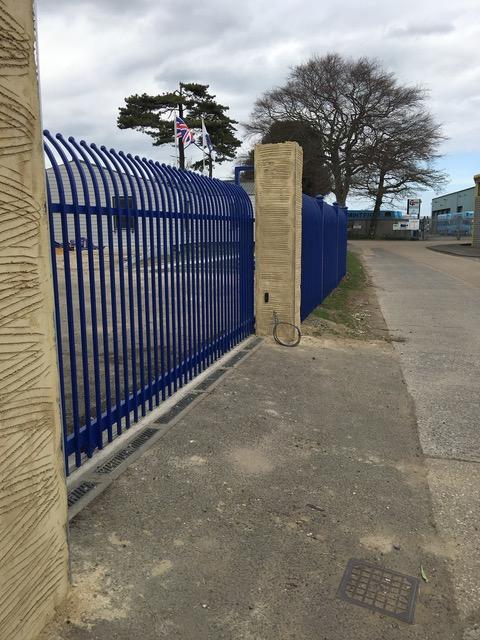 Metal Fencing Kent Clima Gate Railing And Fencing Ltd