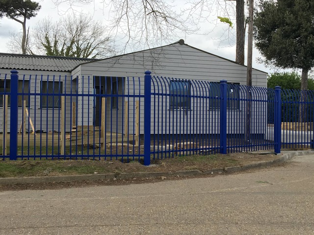 Metal Fencing Kent Clima Gate Railing And Fencing Ltd
